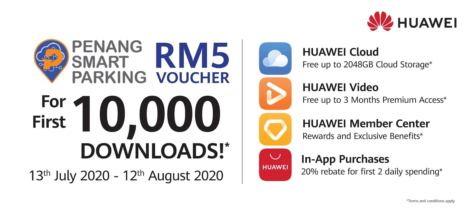 Huawei AppGallery presents three exciting surprises | The Star