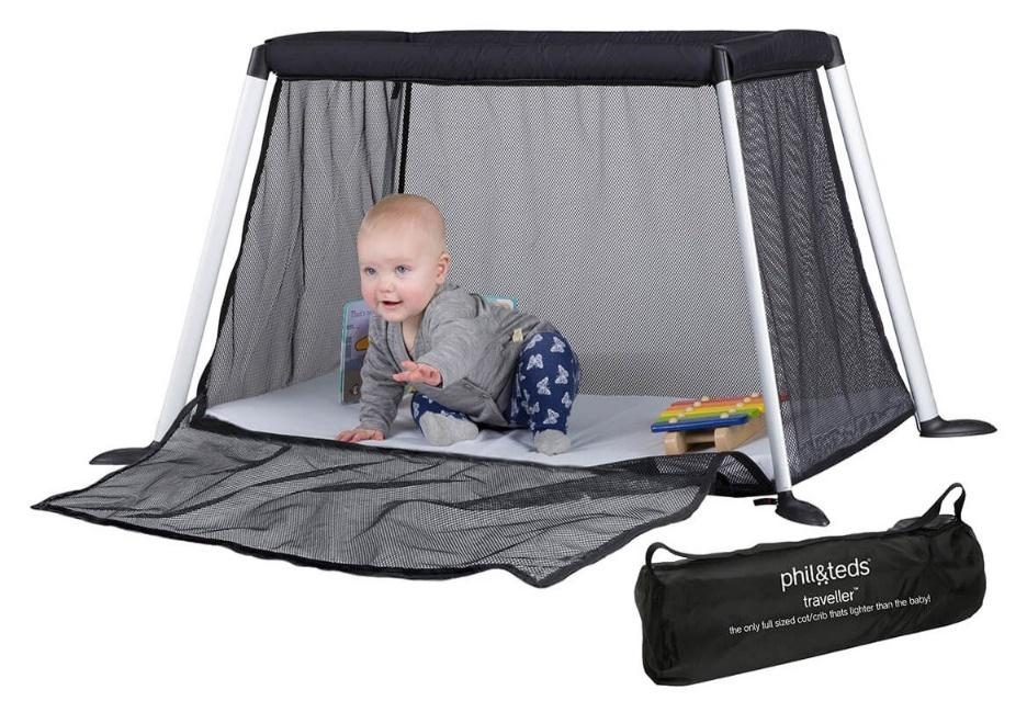 Phil and Teds Portable Traveller Crib