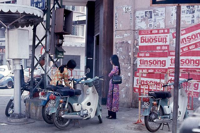 60 tấm ảnh màu đẹp nhất của đường phố Saigon thập niên 1960-1970 - 61