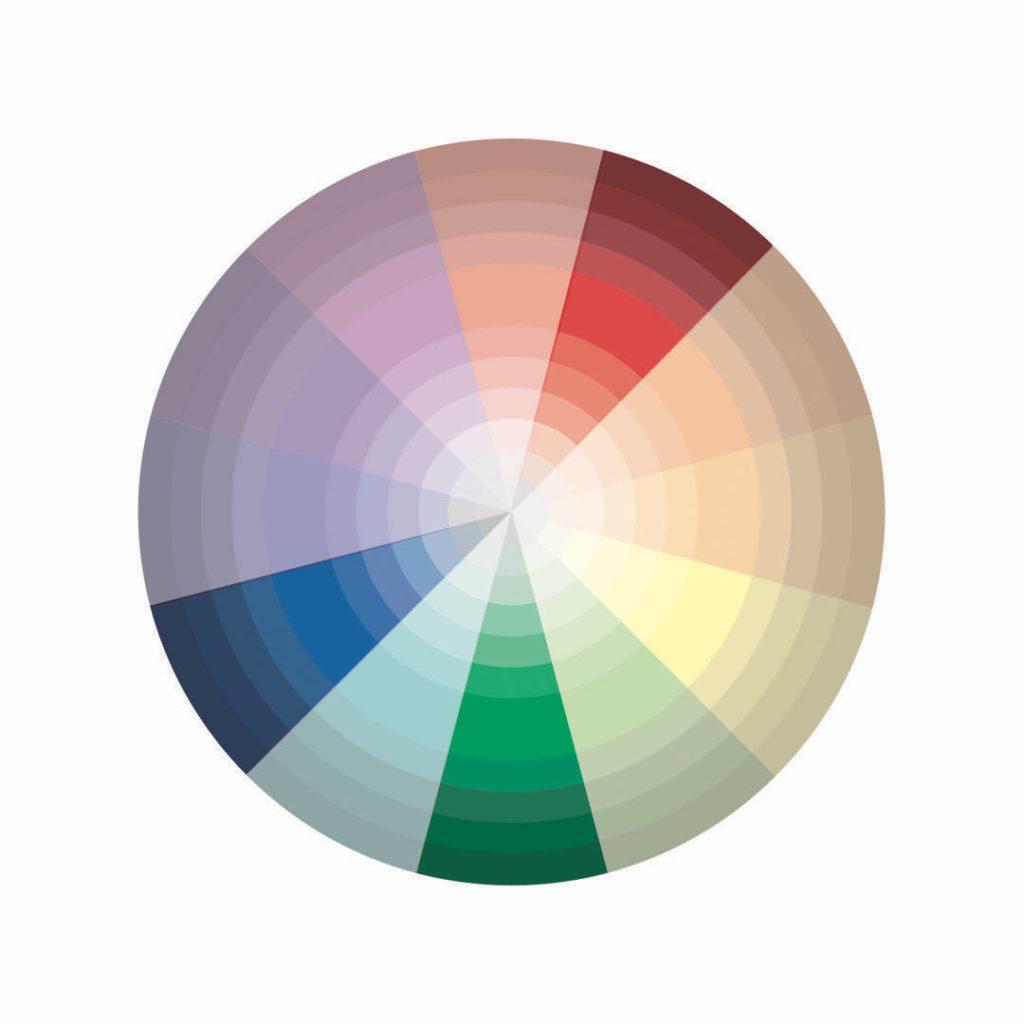 Chọn phối màu |  Phối màu bổ sung