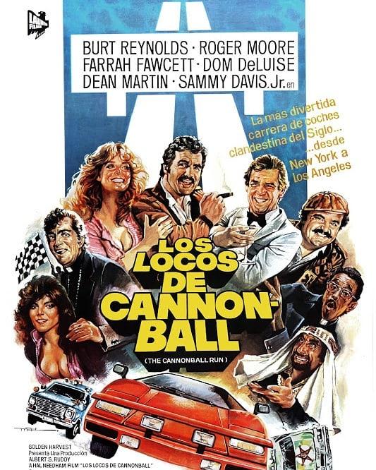 Los locos de Cannonball (1981, Hal Needham)