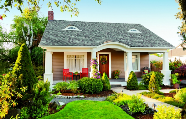 Curb Appeal Makeovers from