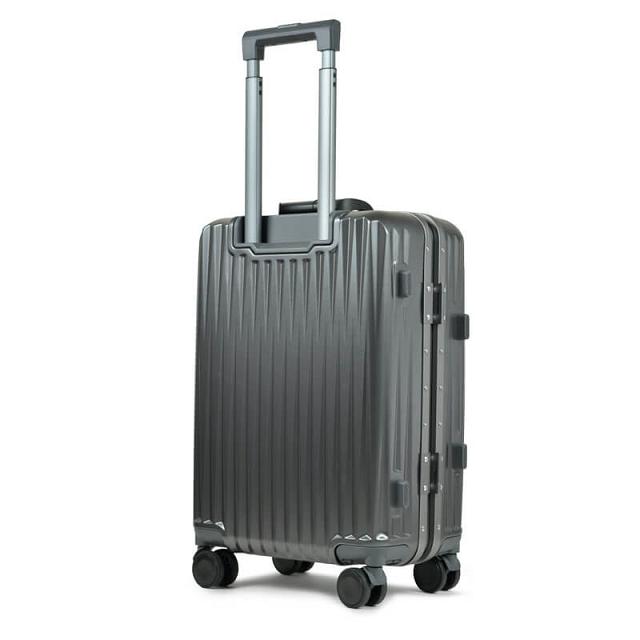 Mẫu vali khung nhôm chắc chắn nổi bật mạnh mẽ