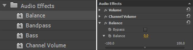 Balance Effect