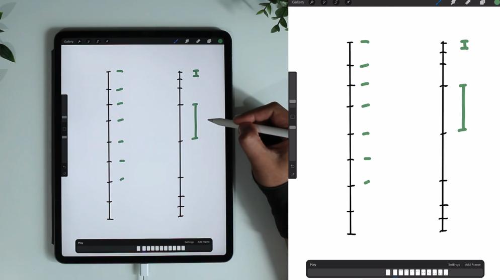 animation speed test on ipad