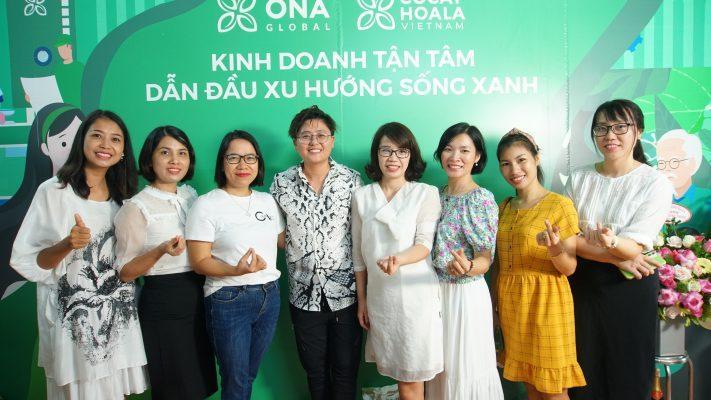 ONA Global tiếp tục khai trương showroom thứ 4 trong năm 2020 - Ảnh 9