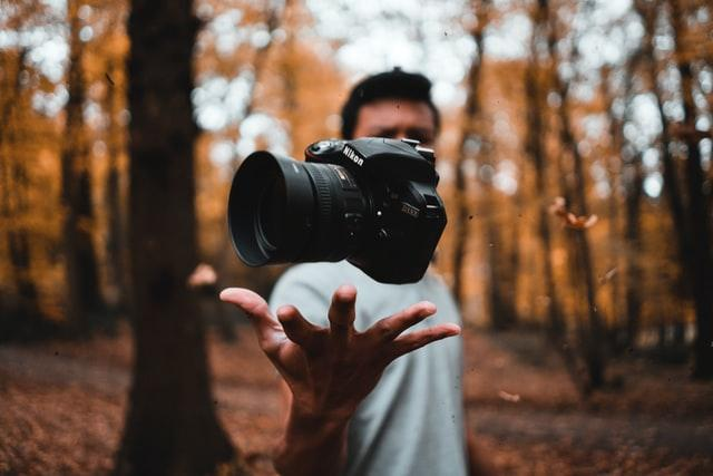 How to Start With Professional Photography