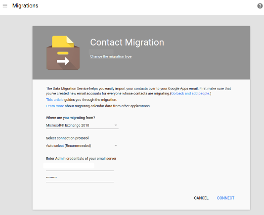 google office contact. admins can migrate their employees\u0027 contacts from microsoft exchange (2007 and above) office 365 to google apps directly the admin contact u