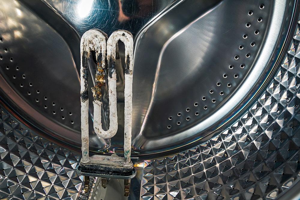 пробит корпус тена стиральной машины