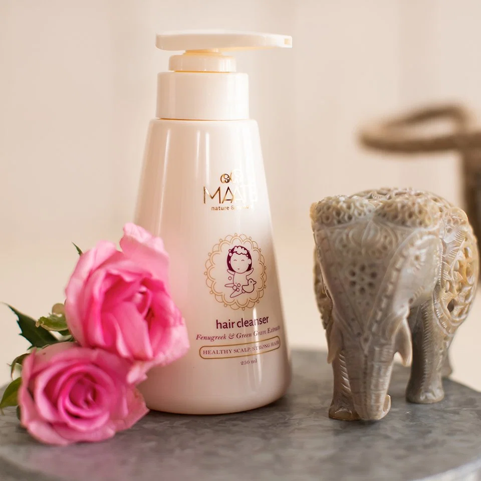 The best natural baby shampoo in India