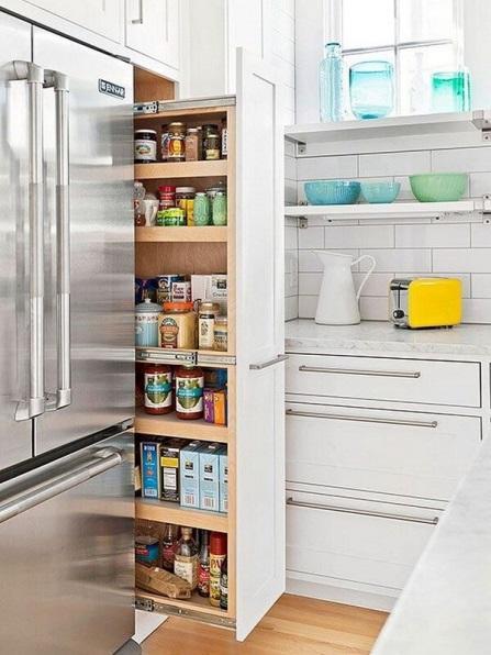 Despensa de Cozinha: +50 Ideias Criativas e Dicas de Organização