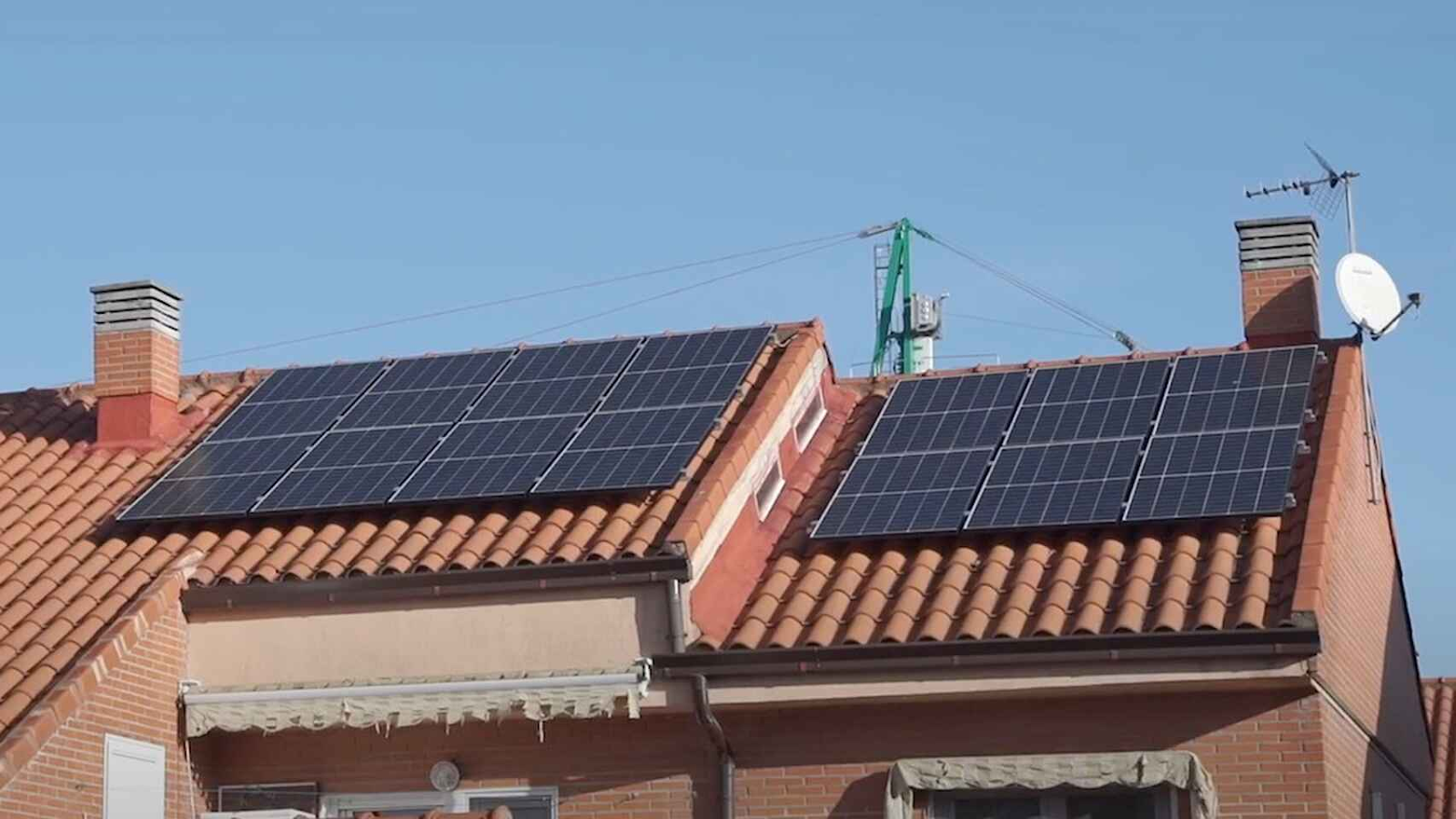 Energía solar fotovoltaica para el hogar