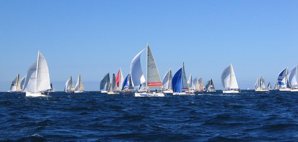 Barcolana sailing event