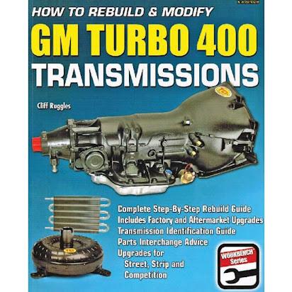 Th400 repair manual