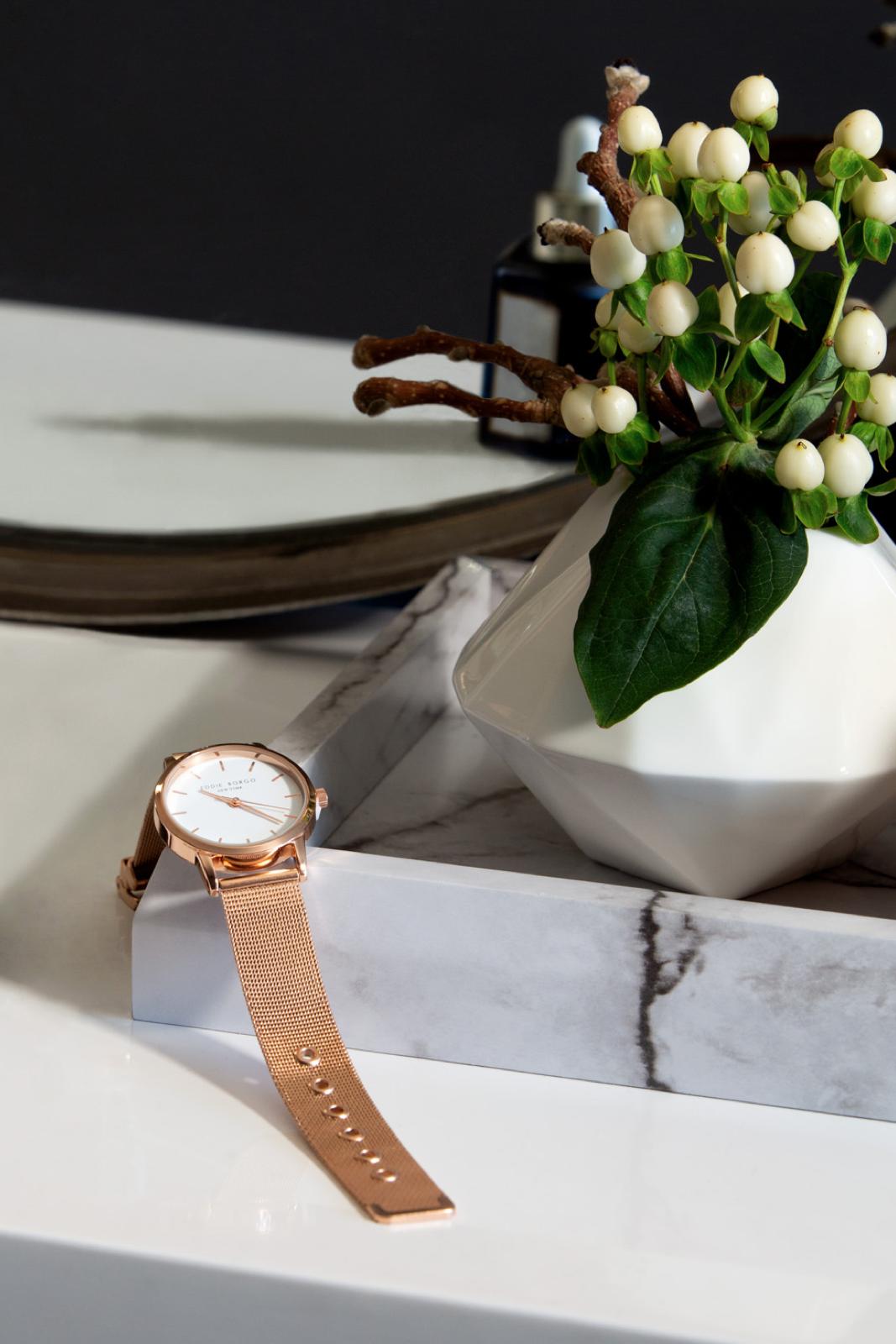 chic fashion - Eddie Borgo The Soho Watch