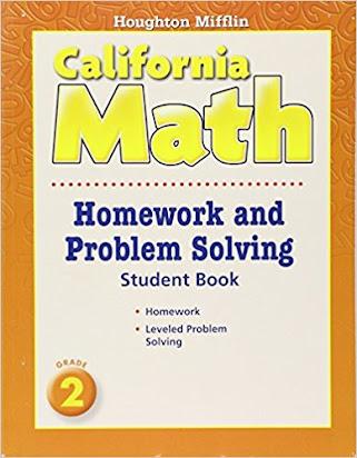 California math homework and problem solving grade 5 answers