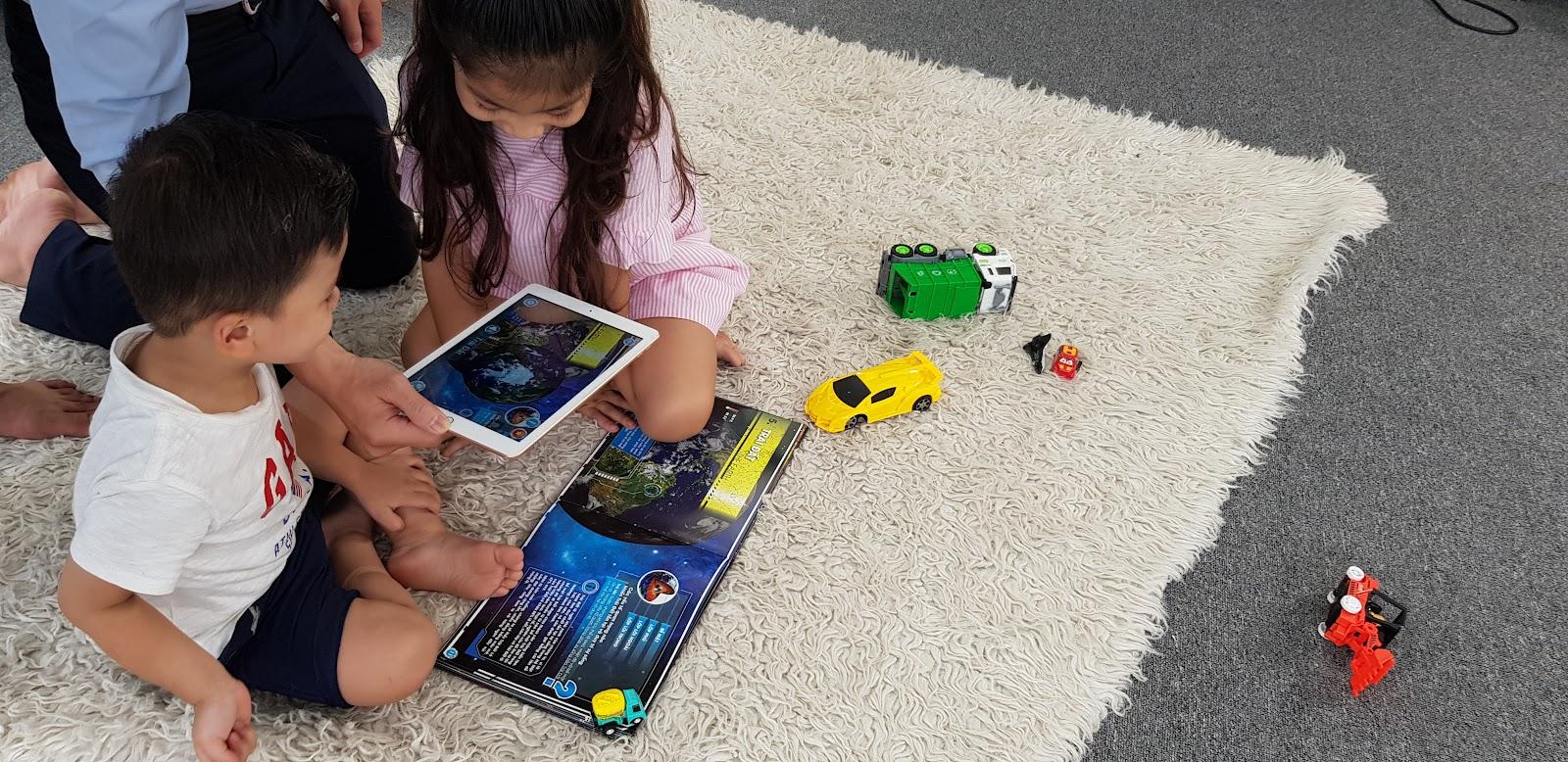 Magicbook Space - khám phá vũ trụ cùng bé