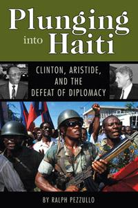 Image result for ARISTIDE CLINTON HAITI  PHOTOS