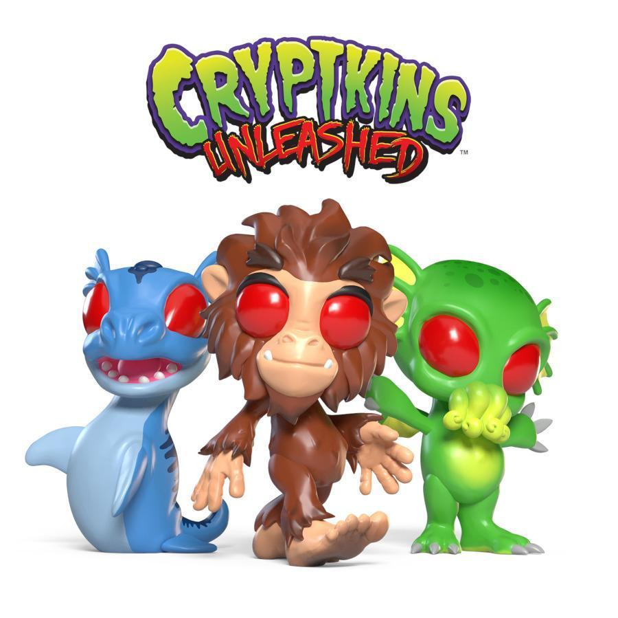 Cryptkins™ Unleashed Vinyl Figures