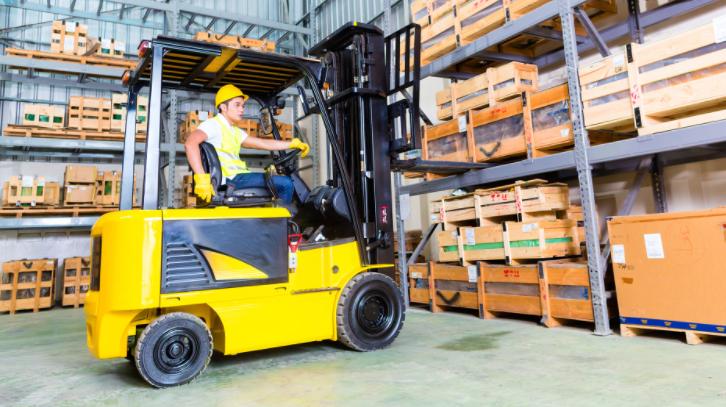 Kursus Forklift Bekasi