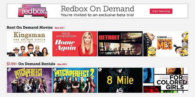 Redbox Digital