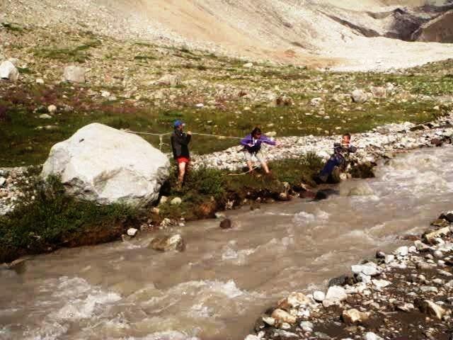 Отчет о горном спортивном походе 1 категории сложности по Центральному Кавказу