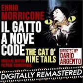 Il Gatto a Nove Code - The Cat o' Nine Tails (Original Soundtrack) [Directed by Dario Argento]