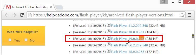 Flash Player issue, iSpring won't start