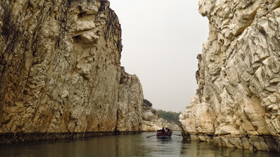 Bhedaghat Marble Rocks Boating
