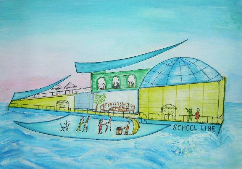 бийске школа будущего картинки рисунки поэтапно обычная