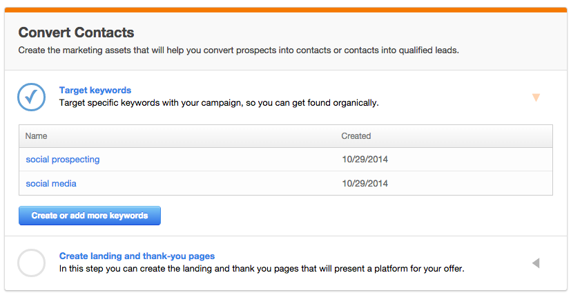how to create a campaign in hubspot