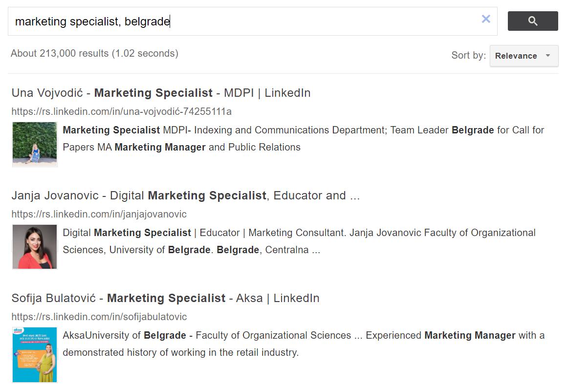 Recruitment geek alat