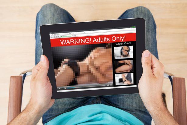 Просмотр порно на планшете
