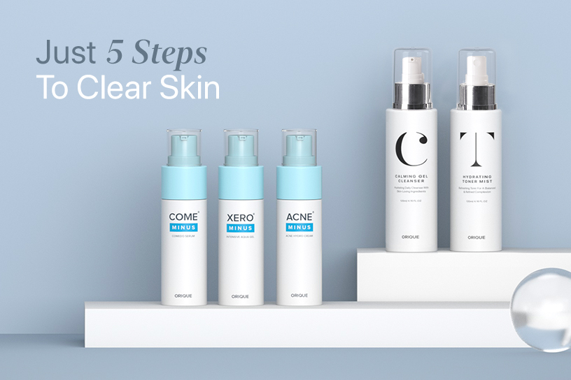 Meet The Complete Acne Solution Kit