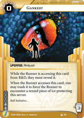 Ganked! 