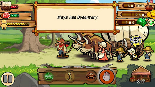 oregon trail apk