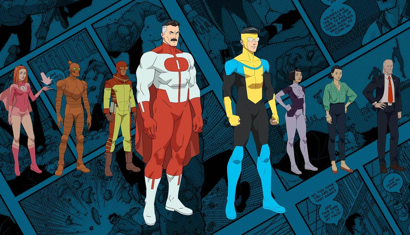 Invincible: First Trailer Arrives for Superhero Animated Series | Den of  Geek