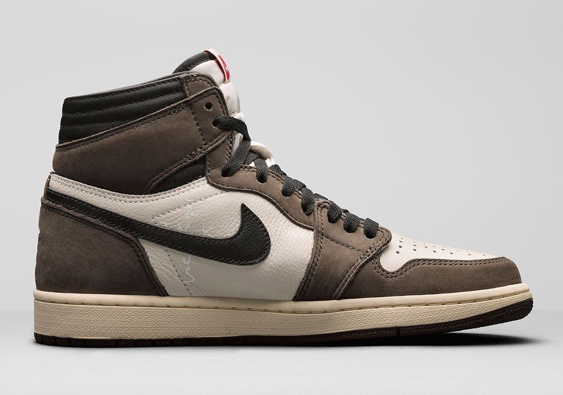 """Travis Scott x Air Jordan 1 High"" รองเท้าสุดแพงแถมยังหาซื้อยาก 02"