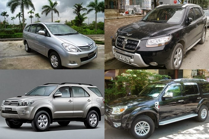 Các bạn nên kết hợp giá thuê xe và chính sách đi kèm để nhận được giải pháp thuê xe 7 chỗ tối ưu nhất