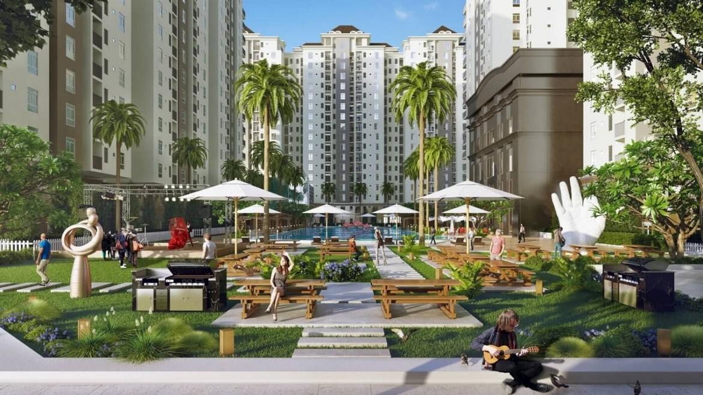 C River View Bình Dương là dự án chung cư cao cấp hiện đại