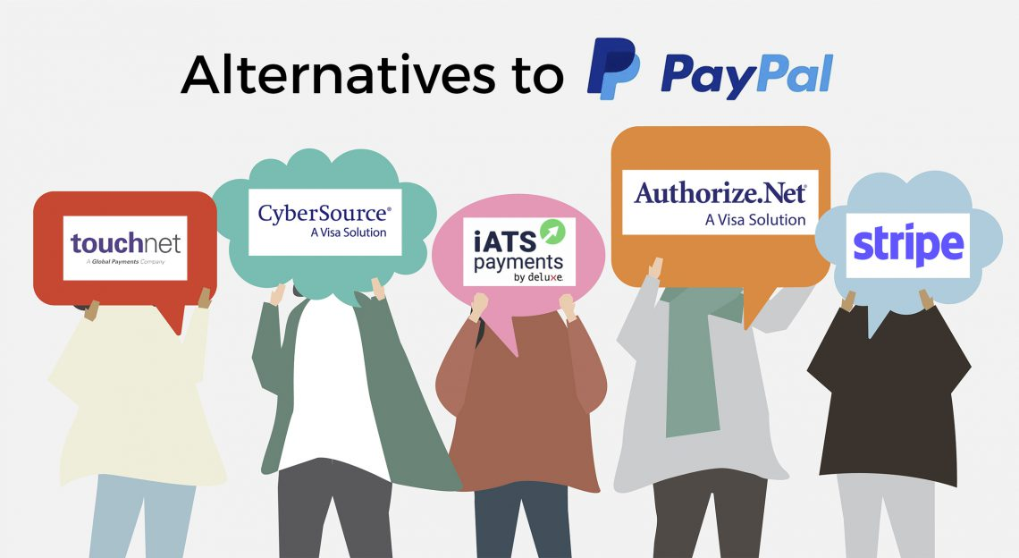 Alternatives to PayPal for Nonprofit Organizations