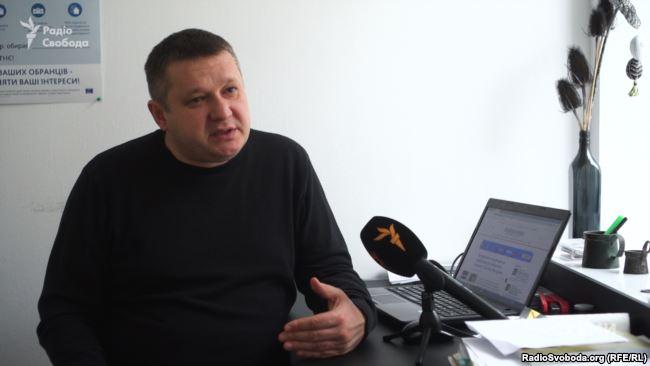 Генеральний директор «Комітету виборців України» Олексій Кошель