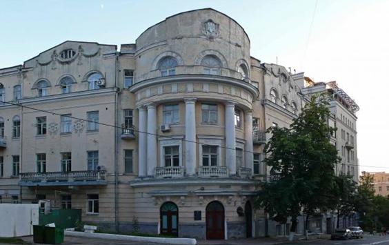 Інститут геологічних наук НАН України (фото: wikimapia.org)