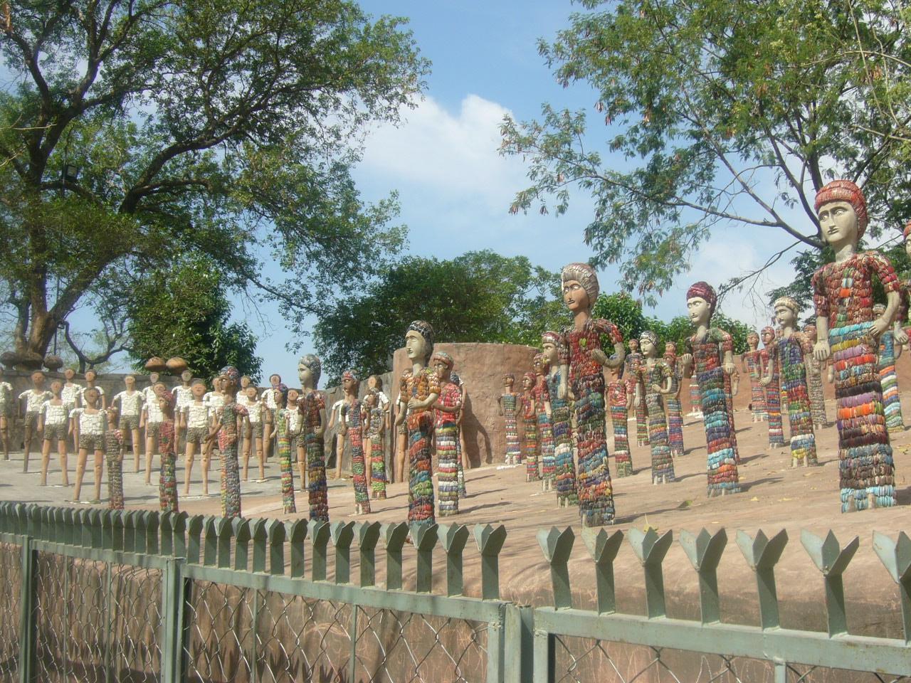 Chandigarh's Rock Garden