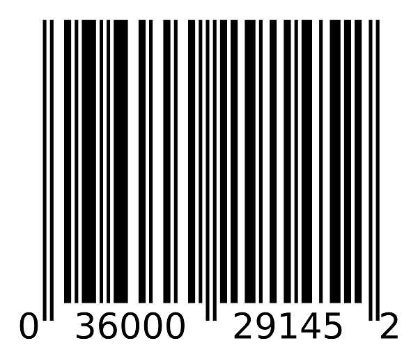 Mã vạch được sử dụng để lưu thông tin hàng hóa