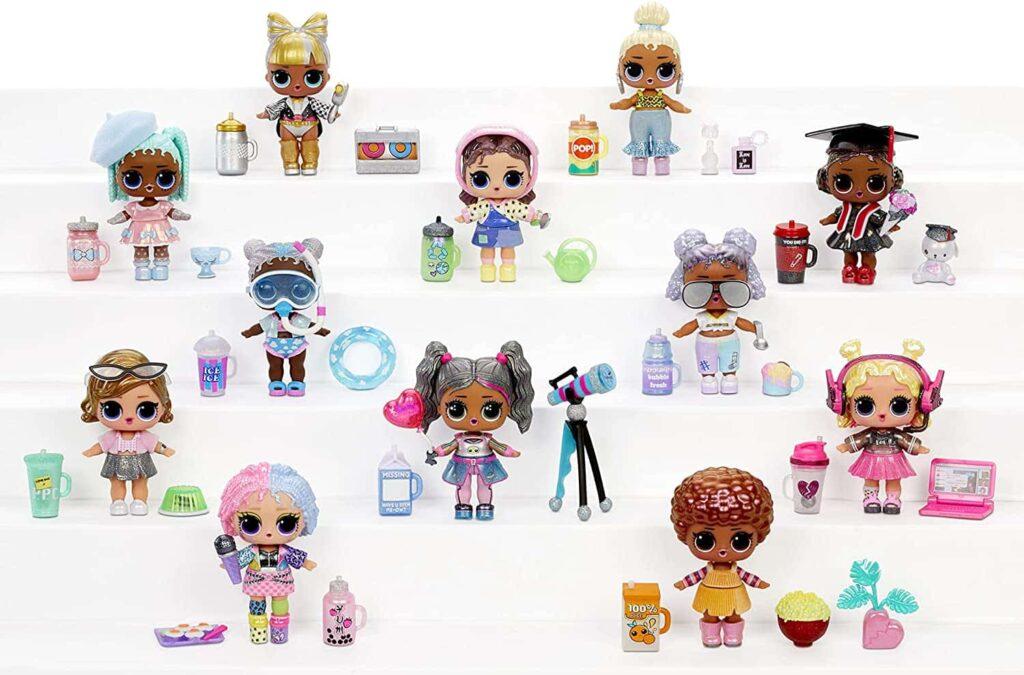 LOL Surprise Present Surprise Series 3 dolls collect