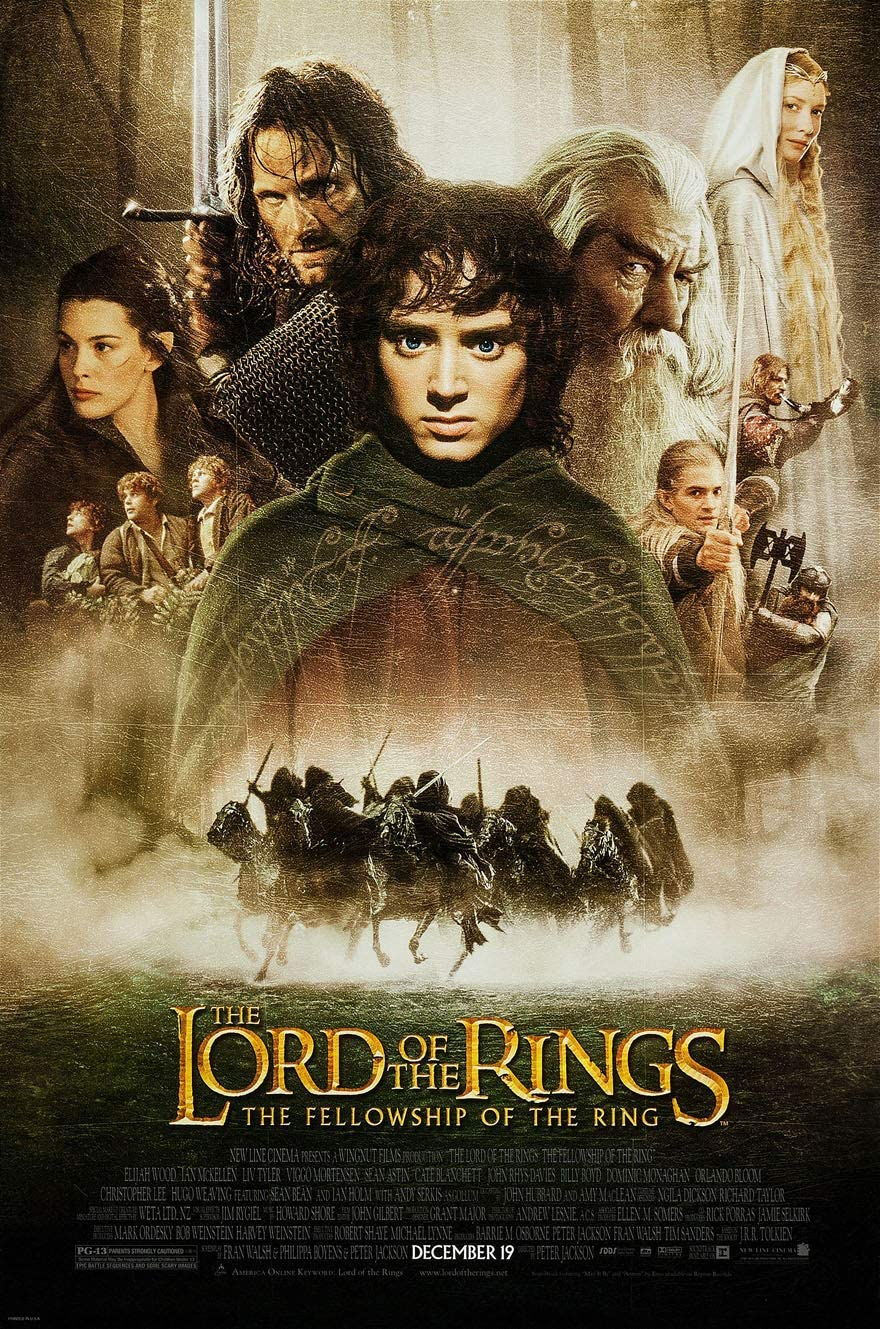The Lord of the Rings: The Fellowship of the Ring, Director Peter Jackson