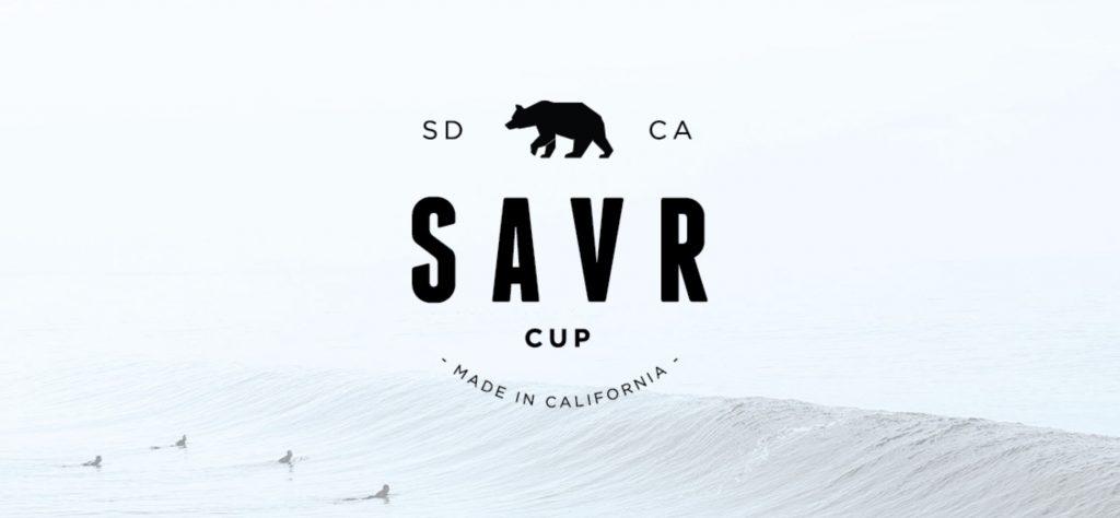 SAVRcup logo