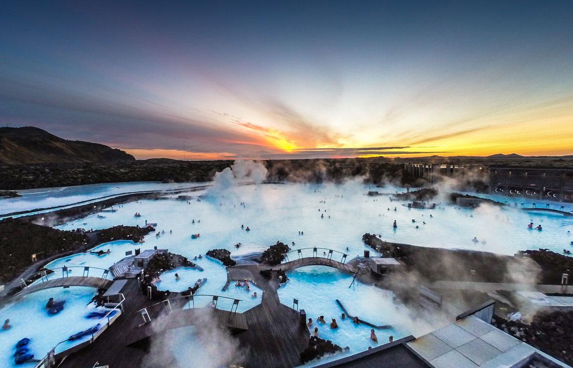 Горящий тур в Исландию