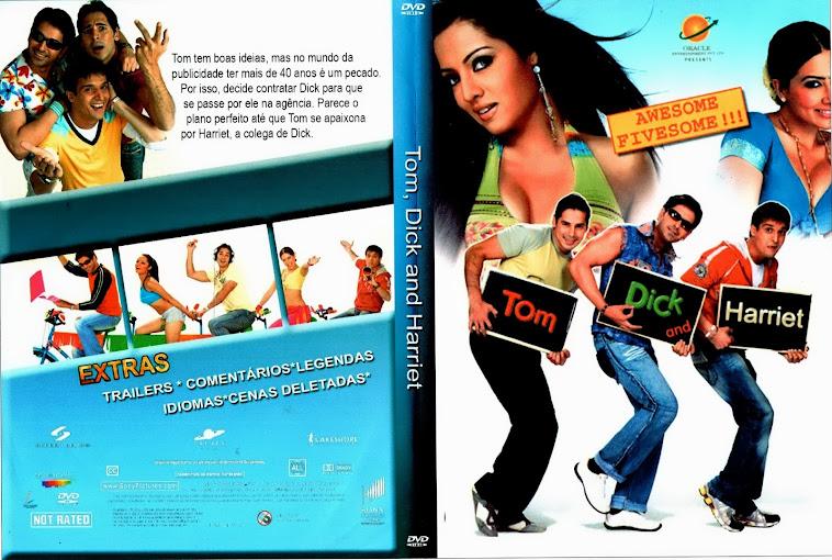 Baixar Filme  Tom, Dick & Harriet (2013) BDRip AVi torrent